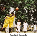 Sporting Event at Gambella